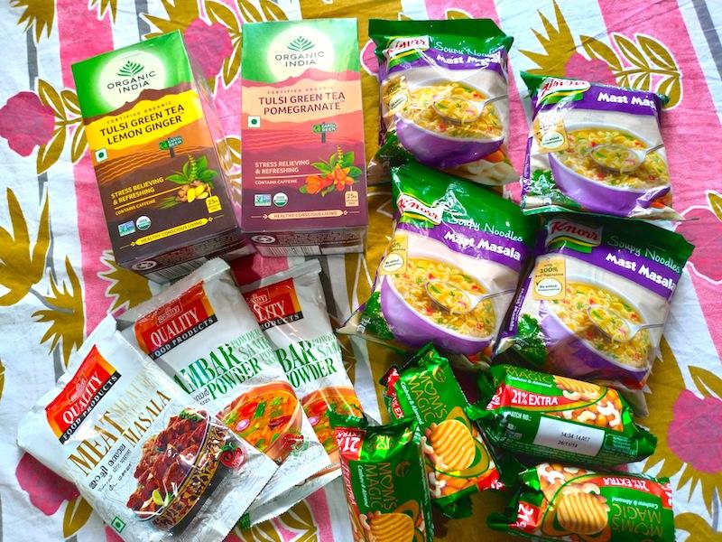 【南インド】コーチンのスーパーマーケットでお土産探し