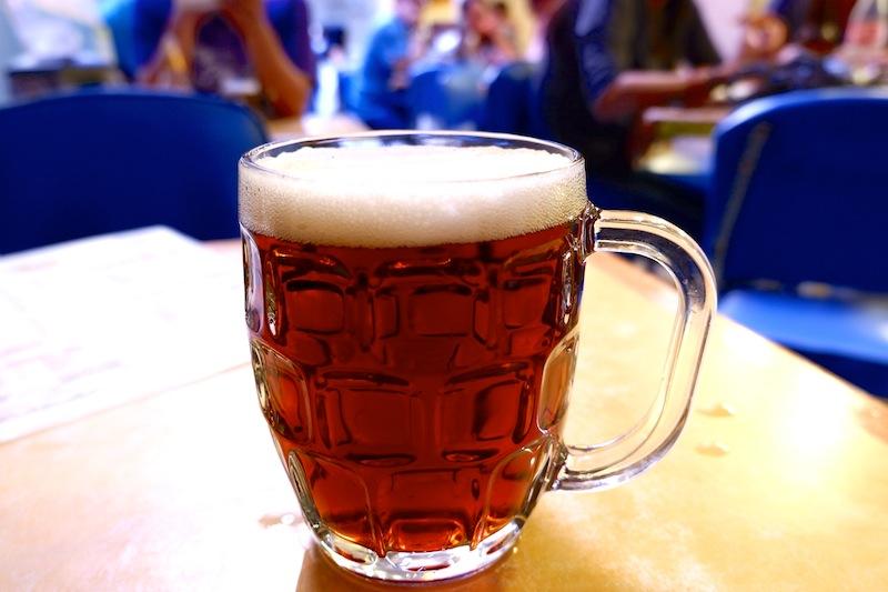 【世界一周】メキシコシティのコロナビール直営店でレアな黒生を飲む