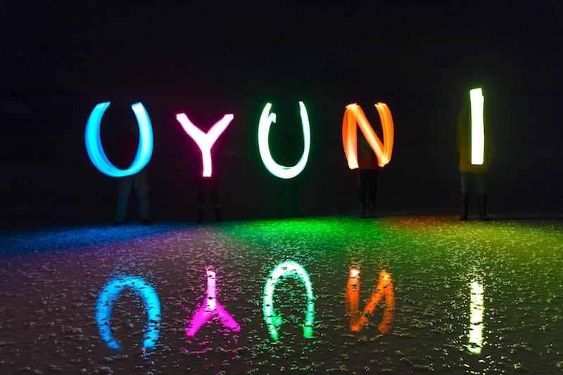【世界一周】ウユニ塩湖の現地ツアー(サンセット&星空)