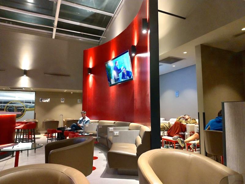 【空港ラウンジ】チリ・サンティアゴ国際空港(SCL)国内線ターミナル「Primeclass Condor」