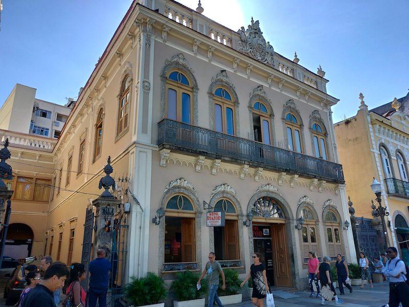 【世界一周】リオデジャネイロ・グローリア地区の駅前便利ホテル「Hotel Riazor」