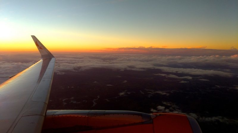 【アビアンカ・ブラジル航空搭乗記】O66258/GRU-GIG/サンパウロ(グアルーリョス)-リオデジャネイロ