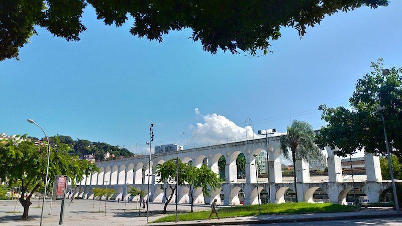 【世界一周】リオデジャネイロ市内観光/現代美術館とセントロ(旧市街)を歩く