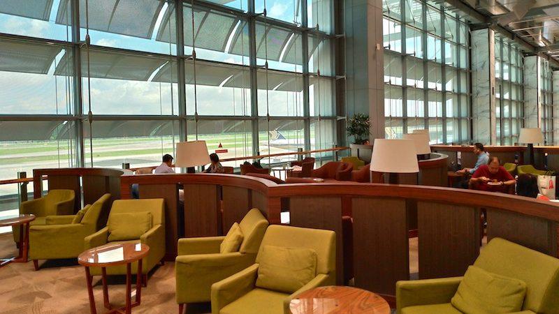 【空港ラウンジ】シンガポール・チャンギ国際空港(SIN)ターミナル3「dnata Lounge」
