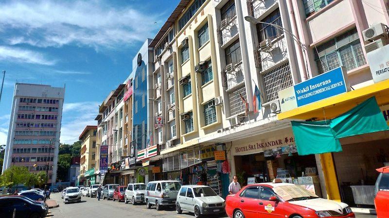【マレーシア】コタキナバルで1泊2,000円以下のホテル「Sri Iskandar Hotel」
