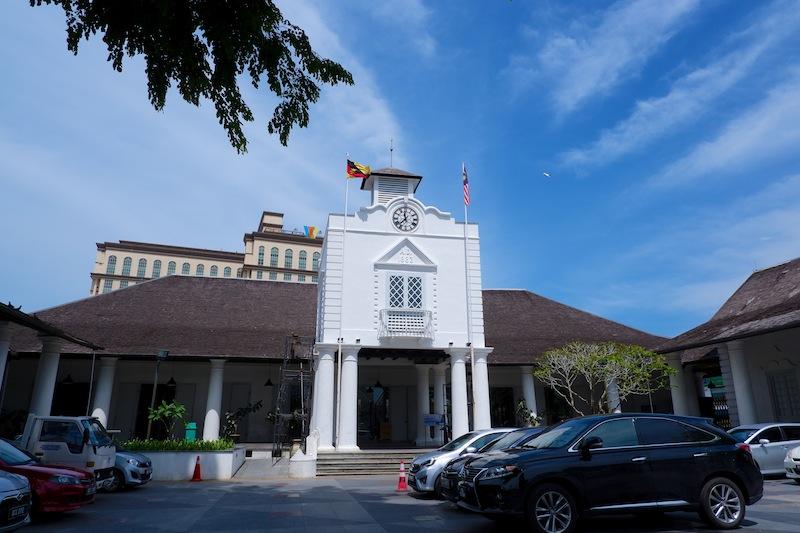 【マレーシア】猫とコロニアルの街〜クチン市内観光②