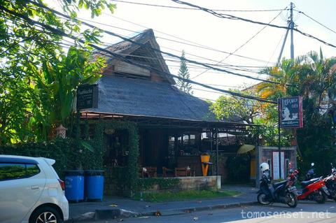 【バリ島】ホッと落ち着けるサヌールの喫茶店「ザ・ポーチ・カフェ/The Porch Cafe」