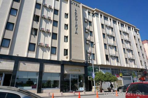 【トルコ旅行 Day5-1】日本語が通じてビックリ!デニズリバスターミナル裏のホテル「Hotel Laodikya」