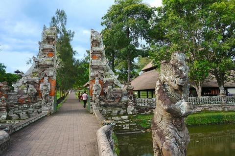 <バリ島旅行2016春その14>世界遺産〜♪「タマン・アユン寺院/Pura Taman Ayun」