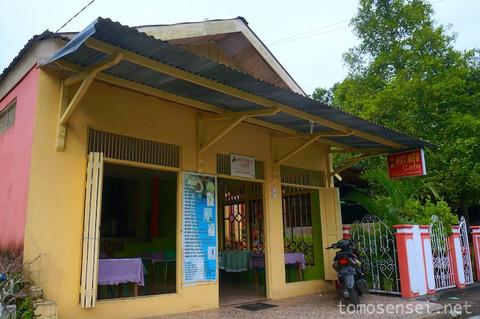 【インドネシア】16_バンダネイラの郷土料理がいただけるお店「ナツメグ・カフェ/Nutmeg Cafe」