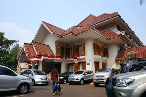 <ジャカルタ旅行その1>ソフヤン・ホテル・ブタウィ/Sofyan Hotel Betawi