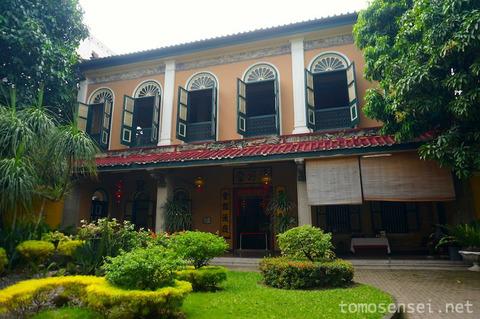 【インドネシア】メダンで財を成した華人の大邸宅が博物館に☆「Tjong A Fie Mansion」