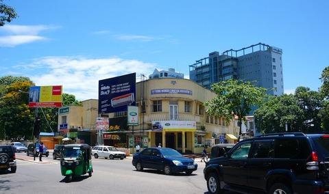 <スリランカ旅行その23(最後)>激暑のコロンボを散策してみる!