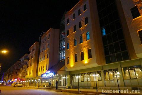 【トルコ旅行 Day1-5】安すぎて申し訳ないくらいの四つ星ホテル「Altinoz Hotel Nevsehir」