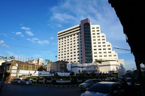 <ハートヤイ旅行その1>BP・グランド・タワー・ホテル・ハートヤイ/BP Grand Tower Hotel Hat Yai