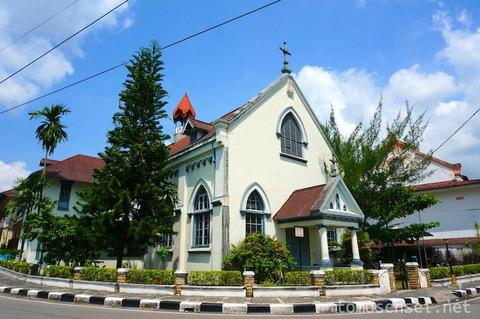 【ほぼリアルタイム紀行】インドネシアの世界遺産☆コロニアルタウンのサワルントへ
