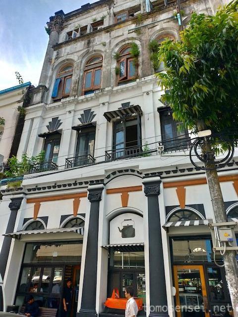 【ミャンマー】ヤンゴンのコロニアルカフェ「ラングーン・ティーハウス/Rangoon Tea House」