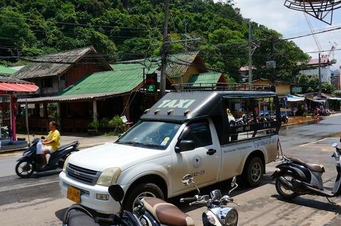<チャーン島旅行その4(最後)>チャーン島からバスでバンコクへ戻る!