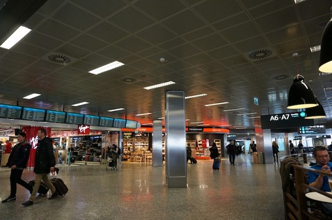 <中欧3カ国周遊その2>ブダペスト空港から市内へ