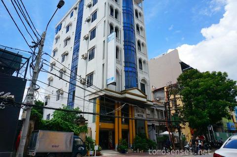 【ハイフォン】市内中心部のビジネスホテルでドS姐さんにうっとり「Bao Anh Hotel」