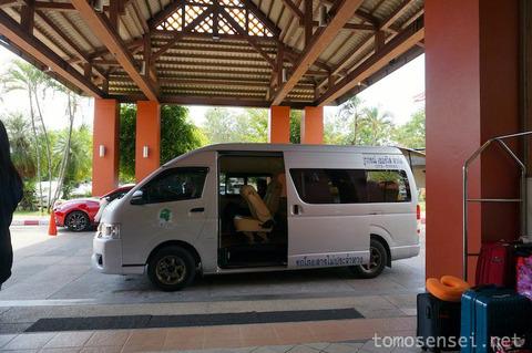 【タイ深南部】14_ナラティワート空港からエアアジアでバンコクへ戻ります