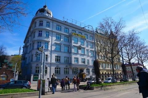 <中欧3カ国周遊その14>駅前のお手頃ホテル、ホテル・フュルステンホフ・ウィーン/Hotel Fürstenhof Wien