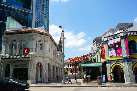 【シンガポール】コロニアルなシンガポールを歩いて観光してみました☆