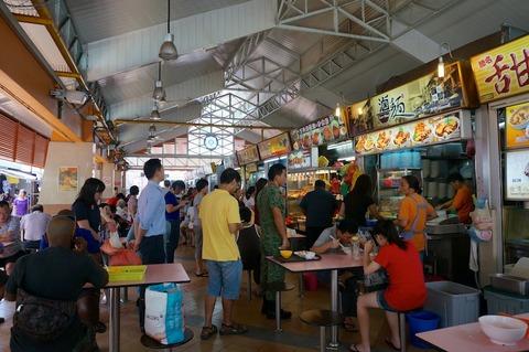 <シンガポール旅行その2>美味しいナシ・レマ「Wan Xing Nasi Lemak」へ行ってきた!