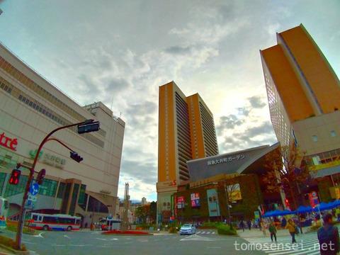 【大井町】便利すぎてまた泊まりたいホテル「アワーズイン阪急/Ours Inn Hankyu 」