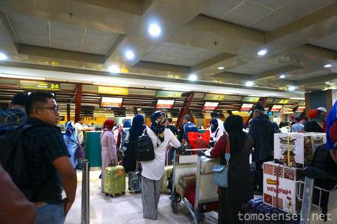 【インドネシア】03_バティックエア/Batik Airに乗ってみた!リーズナブルなのになかなか快適☆
