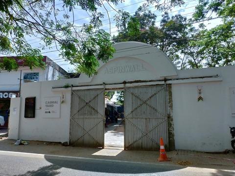 【南インド】国際現代美術展「コーチ=ムジリス・ビエンナーレ/Kochi-Muziris Biennale」へ行ってきたよ①