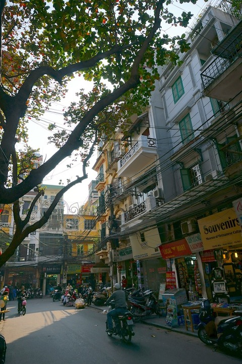 <中国・雲南省旅行その2>ハミ・ホテル・ハノイ/Hamy Hotel Hanoi