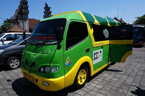 <バリ島旅行その11>JTBのクラクラバスに乗ってウブドからサヌールまで移動してみた!