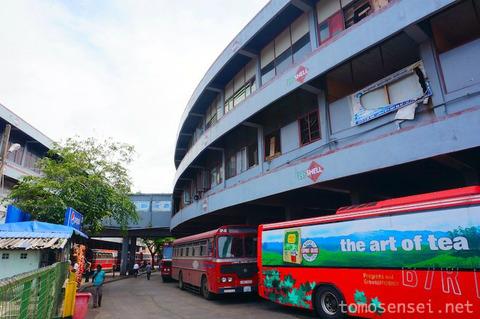 【スリランカ】24_エアコンバスでコロンボからニゴンボへの移動/アクセス/行き方