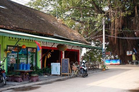 <タイ・ラオス旅行その4>日本的カレーが激ウマの「Sabaidee Rest」で凍えた!