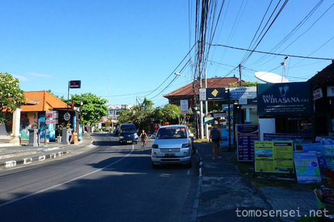 【バリ島】サヌールのホテル「バリ・ウィラサナ・イン/Bali Wirasana Inn」はちょっと古いけどコスパ抜群!