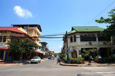 【カンボジア】09_川沿いのコロニアルホテル「ボコール・マウンテン・ロッジ/Bokor Mountain Lodge」