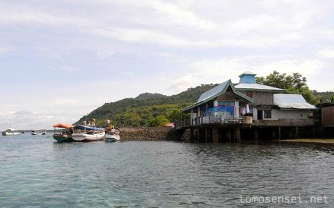 【インドネシア】アロール諸島・ケパ島にあるフランス人一家経営の宿「La P'tite Kepa」