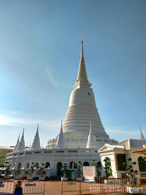 【ART】バンコク・アート・ビレンナーレ(4)ワット・プラヨーン/Wat Prayunwongsawat Worawihan