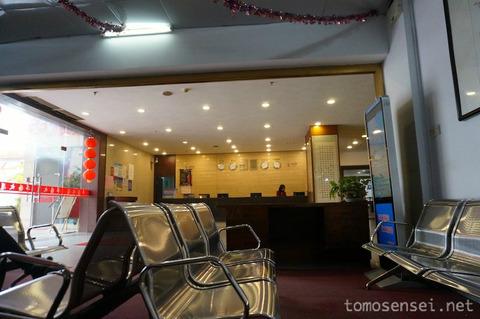 【中国・汕頭】11_汕頭市内からエアポートバスで掲陽潮汕空港へ