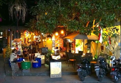 <バリ島旅行その10>美味しいバリ島家庭料理のお店!ビアビア・プラス/Biah Biah +