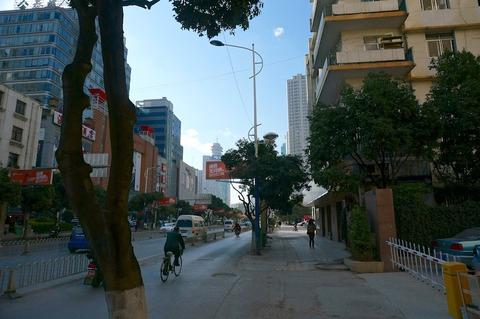 <中国・雲南省旅行その29(最後)>昆明市内をほんの少しだけ散策
