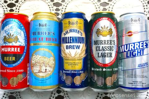 【パキスタン】24_イスラムの国でビール製造してるの?!1860年創業の老舗☆「マリービール/Murree Beer」