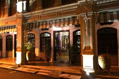 <タイ・マレーシア旅行その8>ミュージアム・ホテル・ペナン/Museum Hotel Penang(施設編)