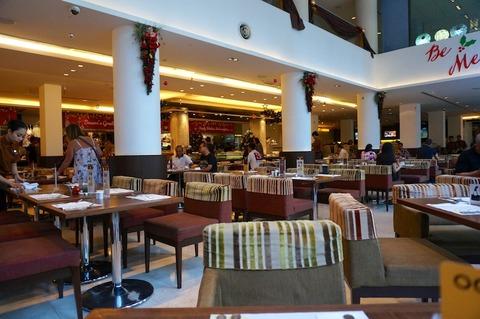 <タイ・マレーシア旅行その15>コンコルドホテル/Concorde Hotel(朝食編)