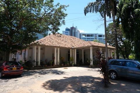 <スリランカ旅行その22>YWCA・インターナショナル・ゲストハウス・コロンボ/YWCA International Guest House Colombo