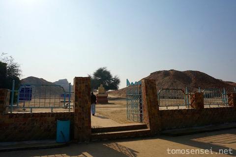 【パキスタン】13_謎の多い世界遺産モヘンジョ・ダロの考古遺跡/Mohenjo-daro