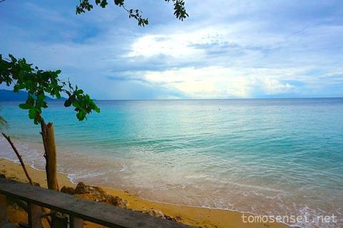 【インドネシア】11_ハッタ島の宿泊はビーチフロント必須!「ハッタ・バンガロー/Hatta Bungalow」