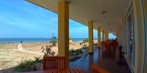 【ほぼリアルタイム紀行】コロニアルが残るスリランカ北部のジャフナを1日観光