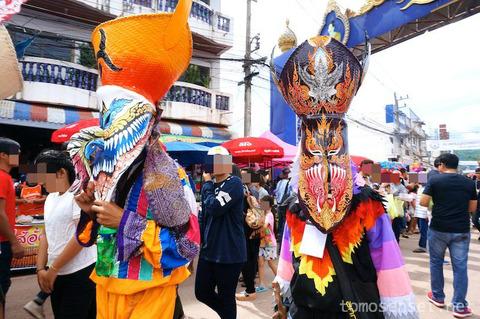 【ピーターコン祭り2017】①バンコクから夜行VIPバスに乗ってタイ東北部のルーイへ